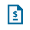Financial Result Icon