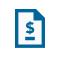 Financial Result Icon